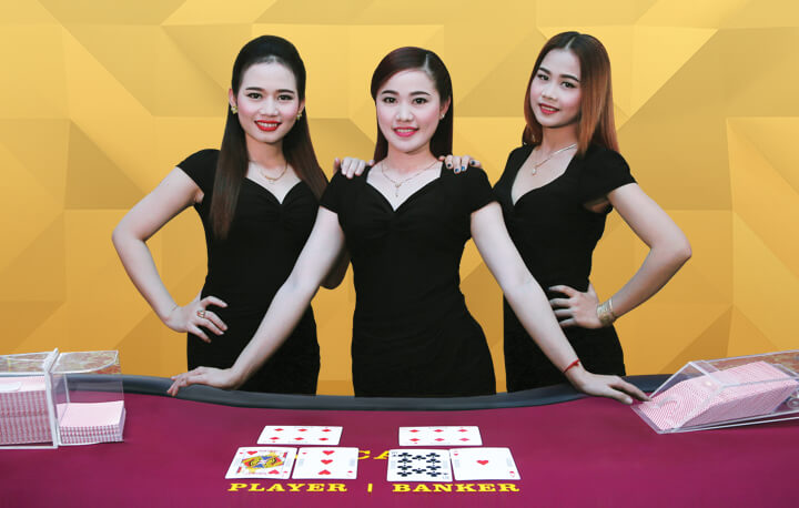 Exotic Asian Live Dealer