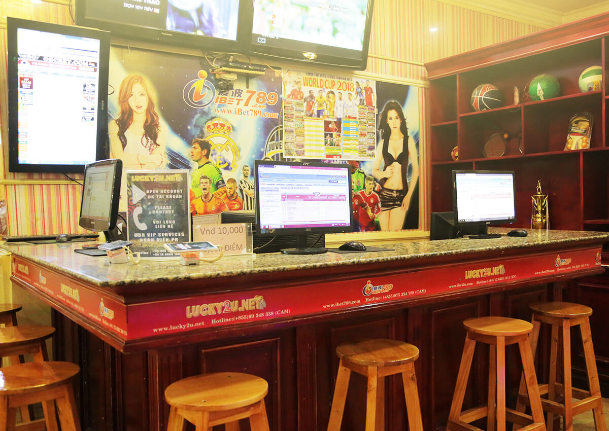 Live Streaming Sports Betting Center