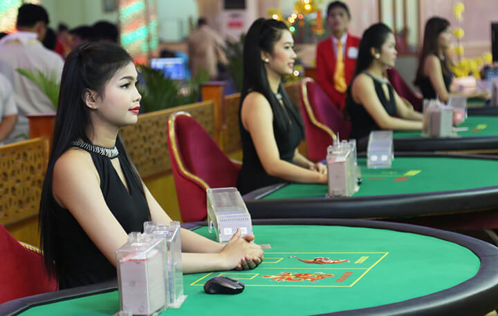 Live Dealer Online Casino Games