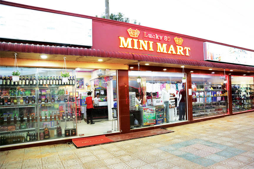 Mini Mart Convenient Store | Lucky89 Border Casino
