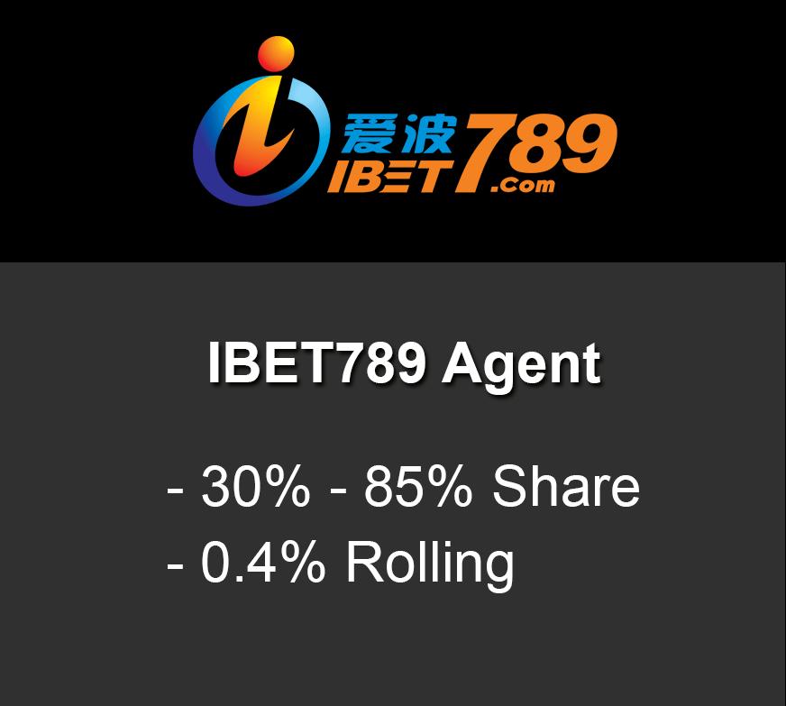 IBET789 Agent Program