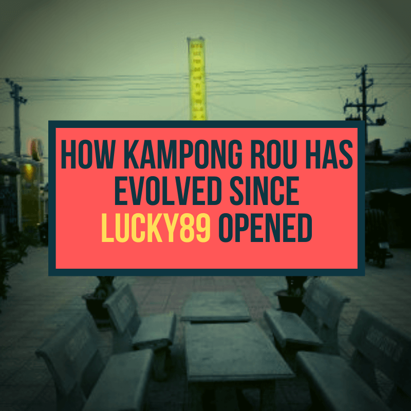How Kampong Rou Has Evolved