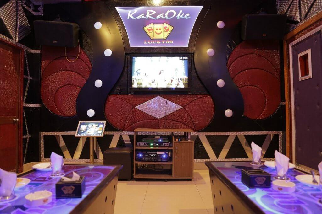 karaoke lucky89