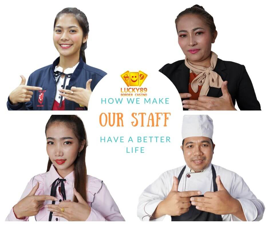 Staff can make a better life
